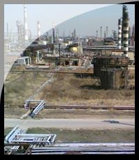Панорама Рязанского НПЗ